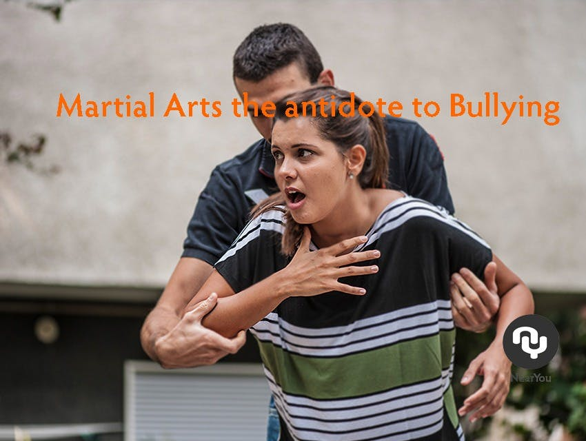 Martial Arts the antidote to Bullying