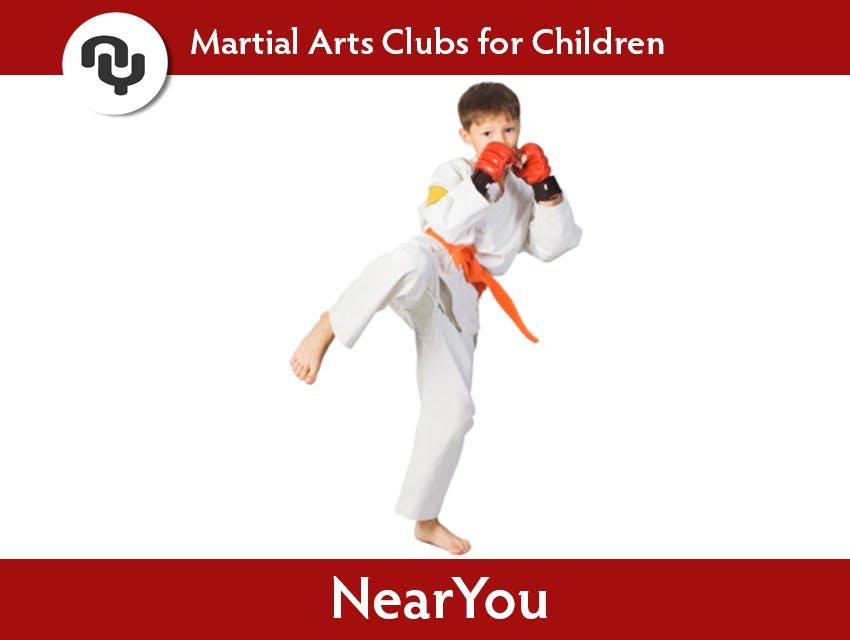 Find the best Martial Arts Clubs in London for Children