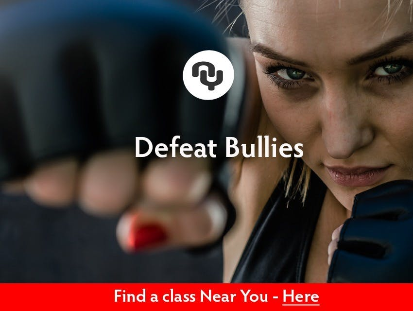 Defeat bullies find a Martial Art class near me