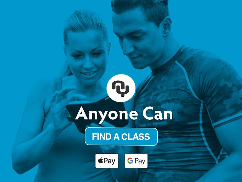 Pay for your Martial art class via Apple Pay or Google Pay